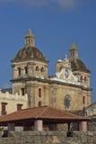 Architecture of Cartagena de Indias in Colombia Stock Photos