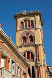 Architecture of Cartagena de Indias Royalty Free Stock Images