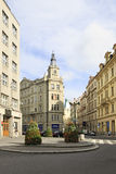 Architecture in the centre of Prague. Stock Photography