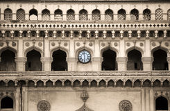 Architecture of Charminar Stock Images