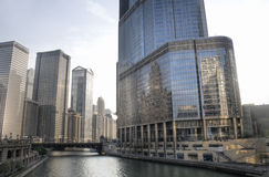 Architecture in Chicago Stock Photos
