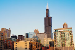 Architecture of Chicago Stock Images