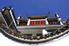 Architecture chinoise Photo libre de droits