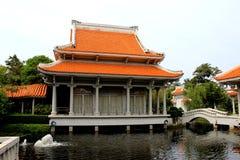 Architecture chinoise Images libres de droits
