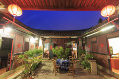 Architecture chinoise antique Image stock