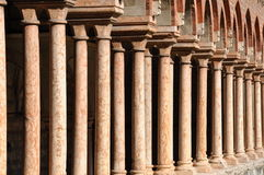 Architecture of Church San Zeno Royalty Free Stock Photos