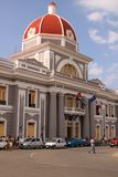 Architecture in Cienfuegos, Cuba Stock Image