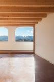 Architecture, classic loft Stock Photography