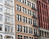 Architecture classique de Portland Image libre de droits
