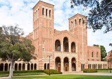 Architecture classique représentant une éducation plus élevée Photo libre de droits