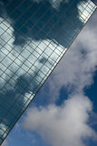 Architecture  Clouds Royalty Free Stock Photography