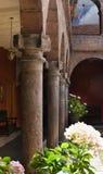 Architecture coloniale espagnole - Pérou Photographie stock libre de droits