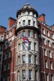 Architecture compliquée à Londres centrale Photos stock