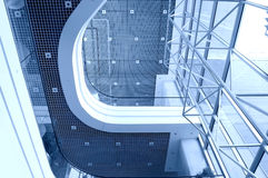 Architecture conceptual image. Royalty Free Stock Photos