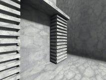 architecture concrete modern αφηρημένη κατασκευή ανασ&ka Διανυσματική απεικόνιση