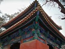 Architecture confucéenne de temple Photos stock