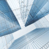 Architecture construction Royalty Free Stock Photos