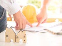 Architecture and construction Royalty Free Stock Image