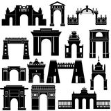 Architecture-6 Royalty Free Stock Photos