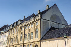 Architecture of Copenhagen, the capital of Denmark, Stock Photography