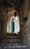 Architecture. Croatia Dalmatia, magic archtecture of croatia Stock Images