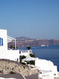 Architecture cyclades islands greece Royalty Free Stock Photography