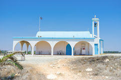 The architecture of Cyprus Stock Image