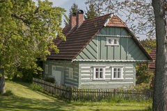 Architecture of Czech mountains Royalty Free Stock Image