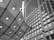 Architecture d'affaires Image libre de droits