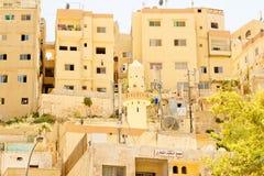 Architecture d'Amman, Jordanie Photo libre de droits