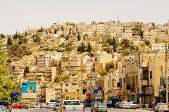 Architecture d'Amman, Jordanie Photographie stock libre de droits