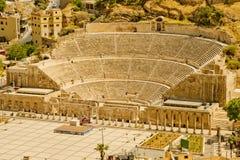 Architecture d'Amman, Jordanie Photos libres de droits