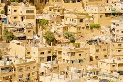 Architecture d'Amman, Jordanie Image stock