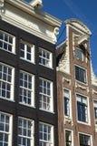 Architecture d'Amsterdam Image libre de droits