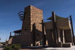 Architecture d'arrêt de repos Photo libre de droits