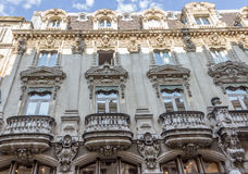 Architecture d'Avignon Photographie stock