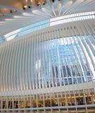Architecture d'Oculus, New York City, NY Images libres de droits