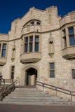 Architecture d'université images stock