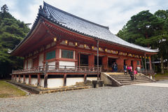 Architecture of Daigo-ji temple Stock Images
