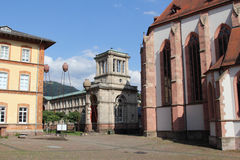 Architecture dans Baden-Baden, Allemagne Photo libre de droits