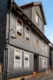 Architecture dans Goslar, Allemagne Photo stock
