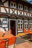 Architecture dans Goslar, Allemagne Images libres de droits