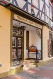 Architecture dans Goslar, Allemagne Photos stock