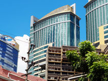 Architecture in Dar es salaam Stock Photography