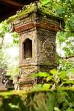 Architecture de Bali Image libre de droits