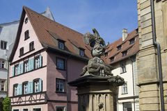 Architecture de Bamberg, Allemagne Photo stock