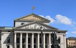 Architecture de baorque de Munich photo libre de droits
