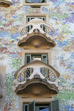 Architecture de Barcelone photographie stock