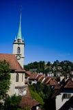 Architecture de beauté de Berne images libres de droits