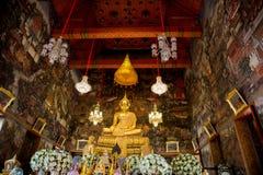 Architecture de bouddhisme - temple à prier photos stock